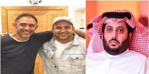 تركي آل الشيخ ينهي خلاف بين فنانين مصريين بسبب عمرو دياب