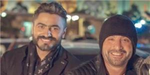 """لأول مرة.. أحمد السقا يكشف سببه خلافه مع تامر حسني بسبب """"الفلوس"""""""