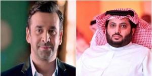 """تركي آل الشيخ يشيد بـ كريم عبد العزيز.. والفنان: """"لك منى كل الإحترام والتقدير"""""""