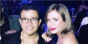 هل استبدل عمرو دياب دينا الشربيني بـ إيمي سالم؟ صور تثير الجدل حول ارتباطهما