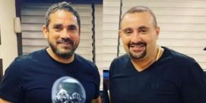 أحمد السقا يكشف حقية خلافة مع أمير كرارة.. صورة
