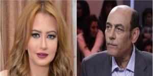 """بعدما وصفته بـ""""الأقرع"""".. أحمد بدير عن مي العيدان: ليها سوابق كتير"""