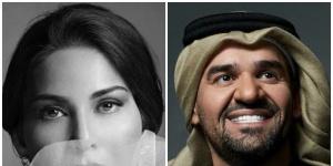 حسين الجسمي ونوال الكويتية