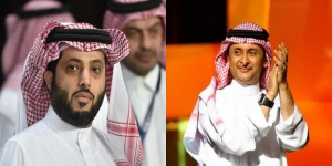 """عبد المجيد عبدالله عن تركي آل الشيخ: """"أطيب ما خلق ربي"""""""