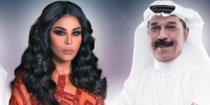 أحلام توجه رسالة تهنئة لـ عبدالله الرويشد بمناسبة عيد ميلاده.. والأخير يرد