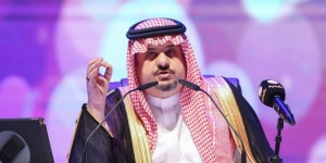 شيرين تهنئ الأمير عبد الرحمن بن مساعد آل سعود بعيد ميلاده