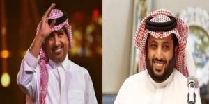 """تركي آل الشيخ يعرض التعاون على راشد الماجد.. والأخير:""""هي مرة وتوبة"""""""