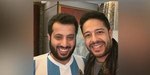 """للمرة الثانية.. محمد حماقي يغني من كلمات تركي آل الشيخ في أغنية """"هو ده حبيبي"""""""