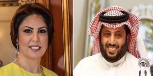 بعد تعرضه لوعكة صحية ونقله للمستشفى.. فجر السعيد تدعو للمستشار تركي آل الشيخ