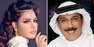 """عبدالله الرويشد يعبر عن إعجابه بأغنية أحلام.. والأخيرة:""""استاذنا الكبير"""""""