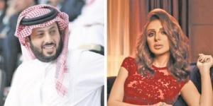 للمرة الثانية.. أنغام تكشف تفاصيل تعاونها مع تركي آل الشيخ في أغنية جديدة