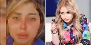 """مي العيدان تسخر من شكل سارة الكندري بدون مكياج: """"صدمة"""""""
