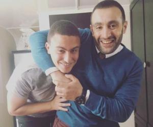 هل ينافس نجل أحمد السقا والده في رمضان 2021؟