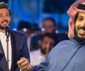 ماجد المهندس يغني من كلمات تركي آل الشيخ.. والأغنية تتخطى المليون الأول