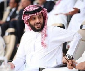 """بعد رحلة علاج في نيويورك.. تركي آل الشيخ: """"أنا بخير والشر زال"""""""