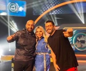 """الليلة.. زياد برجي ضيف """"إغلب السقا"""" على MBC مصر"""
