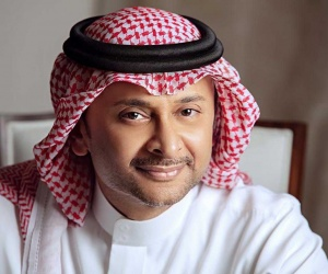 عبد المجيد عبدالله ينعي النجم الراحل محمد حمزة