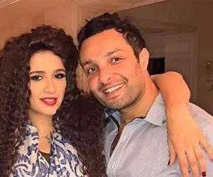 بالصور| رغم الخلافات.. شقيق ياسمين عبدالعزيز يحتفل بعيد ميلادها