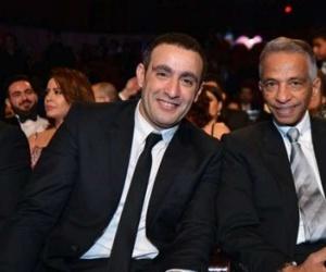 . أحمد السقا يتمنى الشفاء لـ حماه بعد تدهور حالته الصحية: أبويا وصاحبي