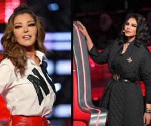 سميرة سعيد تهنئ أحلام على ألبومها الجديد.. والأخيرة: شهاده اعتز وافتخر بها