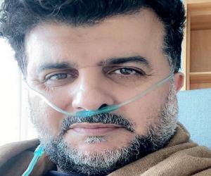بعد نقله العناية المركزة بسبب كورونا.. حقيقة وفاة مشاري البلام