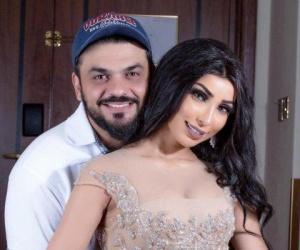 صورة| دنيا بطمة تحتفل بعيد ميلاد زوجها: كل عام وانت حبيبي وسندي