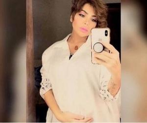 أول تعليق من مها محمد بعد إجهاضها